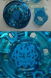 Beyblade Burn Phoenix 90WF Blizzard Version