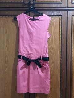 Pink DKNY dress