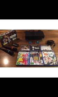 QUICK SALE - PlayStation 2 Bundle + Karaoke (SingStar)