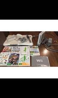 QUICK SALE  - Nintendo Wii Bundle