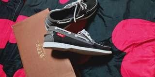 Hype boat shoe