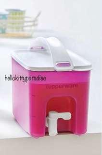 Click To Go Beverage Dispenser Tupperware