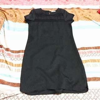 Unica Hija black dress