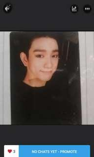 GOT7 JINYOUNG MAD PHOTOCARD PC