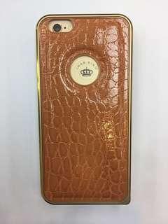 IPhone 6 Plus Leather Bumper