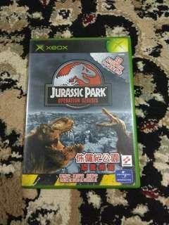 XBOX - Jurassic Park Operation Genesis