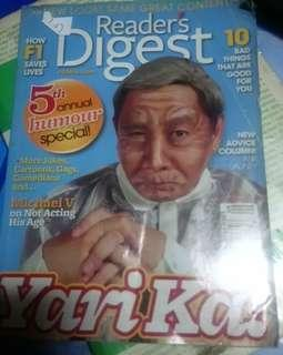 Reader's Digest (September 2008)
