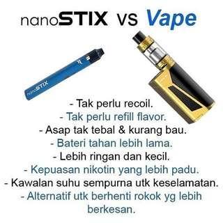 Nanosix (Bantu anda Berhenti rokok)