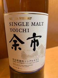 日本余市威士忌