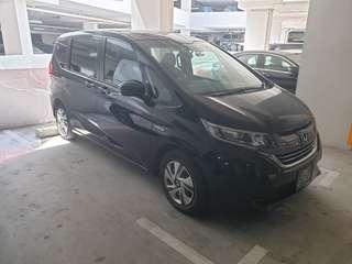 Honda Freed Hybrid 1.5A for rent