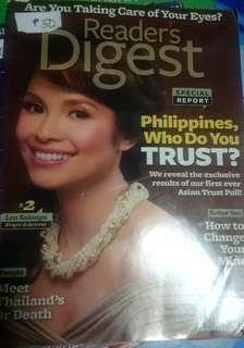 Reader's Digest (March 2010)