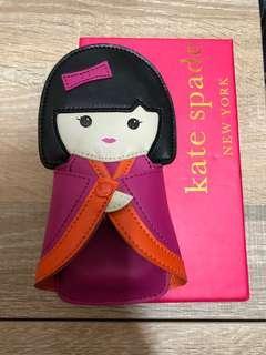 Kate Spade日本娃娃散子包