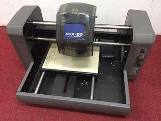 Roland EGX-20 Engraving Machine