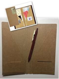 🚚 標準牛皮紙收納袋(TN適用)