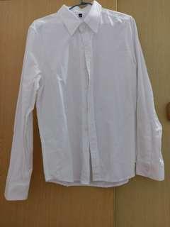 🚚 Vieso 白襯衫