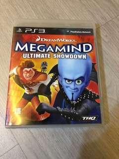PS3 Megamind