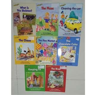 Reading Bee series books