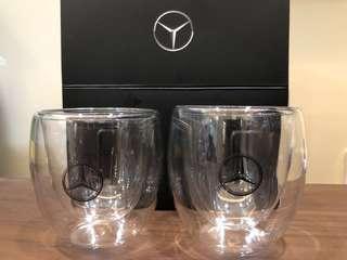 BINB Mercedes espresso cups