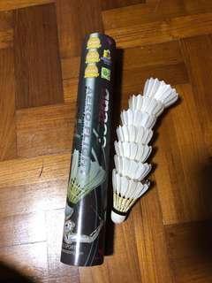 Badminton Shuttlecocks