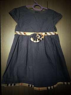 Baby Dress Burberry