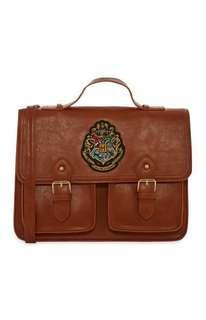Original Harry Potter Brown Satchel Bag