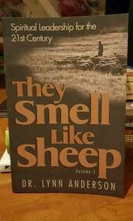They Smell Like Sheep by Dr. Lynn Anderson