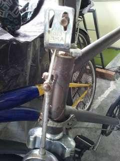 Basikal Tua BSA