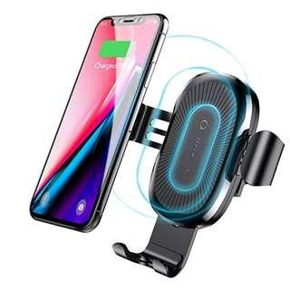 Baseus Wireless Car Charger Phone Holder