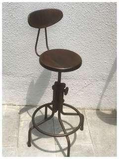 industrial bar stools工業風吧椅