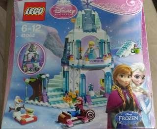LEGO Elsa's Sparkling Ice Castle (41062)
