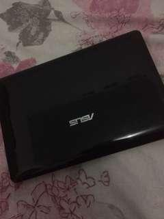Notebook Asus 88% good condition