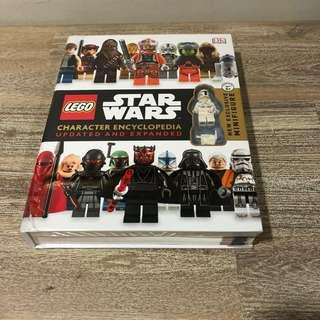 MISB DK Lego Star Wars Character Encyclopedia (Updated and Expanded)