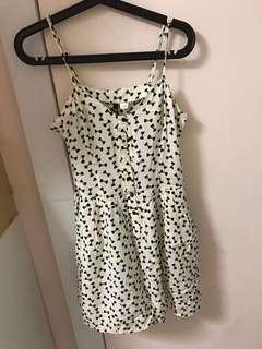 H&M Ribbon Dress