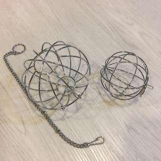 Metal Ball for Hay