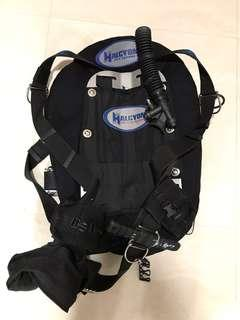 Halcyon eclipse BCD 30 lbs