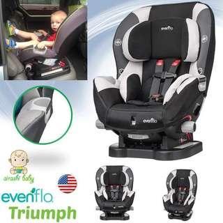 Evenflo Triumph Convertible Car seat