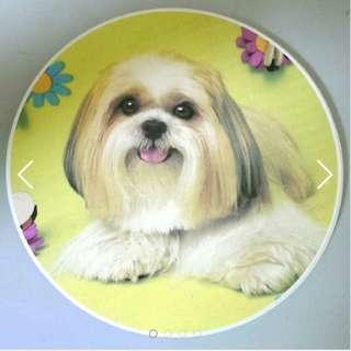 🚚 🐶可愛狗狗🐶 耐熱陶瓷 吸水杯墊