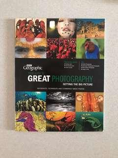 National Geographic Photograghy Book