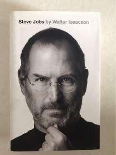 Steve Jobs - hard cover