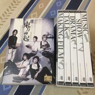 🚚 東方神起 TVXQ All about DVD出清