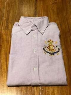 Ralph Lauren Button Down Polo Shirt