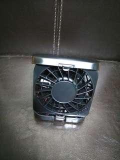 全新~坐枱可摺合風扇