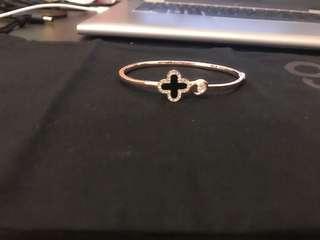 Rose Gold Colored Bracelet