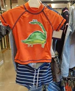 Baju renang bayi merk NEXT