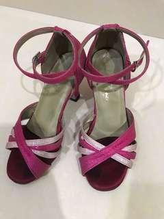 Girl's Latin Shoes
