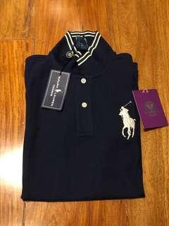 Ralph Lauren Wimbledon Skinny Polo Shirt