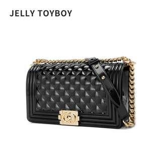 6f83e3f2aabb toyboy jelly bag | Luxury | Carousell Singapore