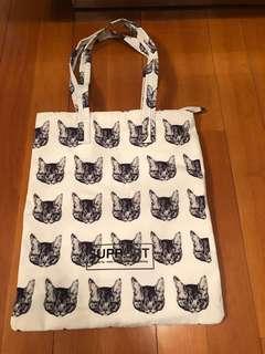 花貓Tote Bag