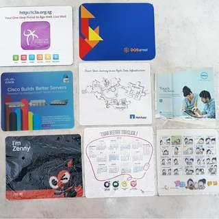 $2 each Brand new mouse pad sale ~!! #$%#$%