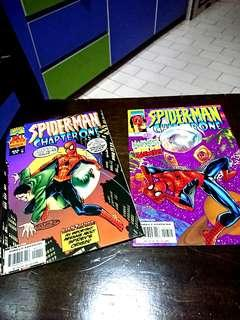 Spider-Man Chapter One #1&7